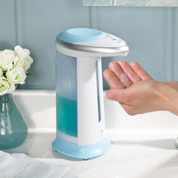 automatic-sensor-liquid-soap-dispenser
